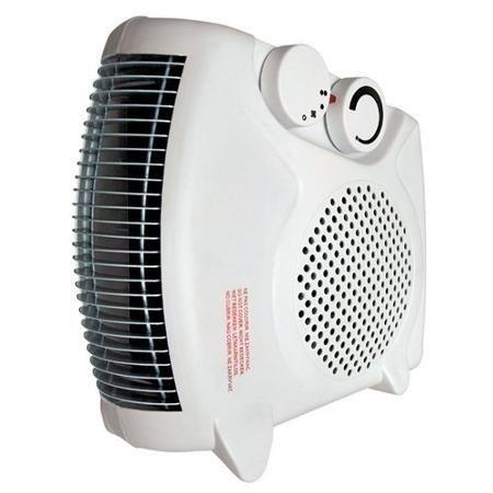 Howard Berger Co Electric 1500W Deluxe Convertible Fan Heater
