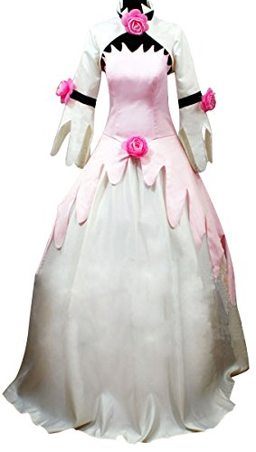 Mtxc Women's Code Geass Cosplay Costume Euphemia li Britannia Princess Dress