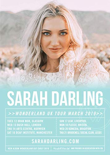 Sarah Darling Album Poster 12 x 18 inch Poster ()