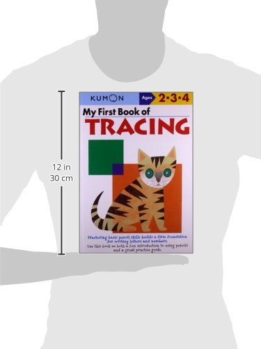 My First Book Of Tracing (Kumon Workbooks): Kumon: 9784774307077 ...