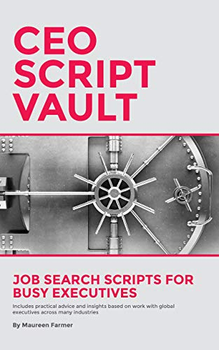 Amazon com: CEO Script Vault: Job Search Scripts for Busy