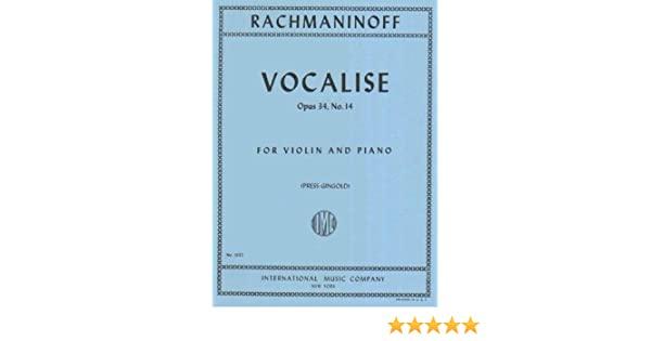 Rachmaninoff vocalise piano accompaniment mp3 downloads halolost.