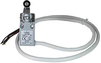 camdenboss CE70,0.EM interruptor de límite precableado [1 rodillo Palanca] (certificado personificación)