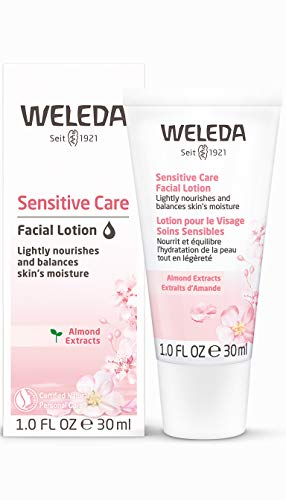 Weleda Sensitive Care Facial Lotion, 1 Fluid Ounce