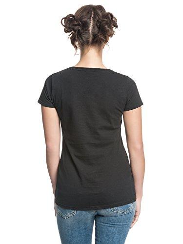The Walking Dead Daryl Dixon T-shirt Femme noir S