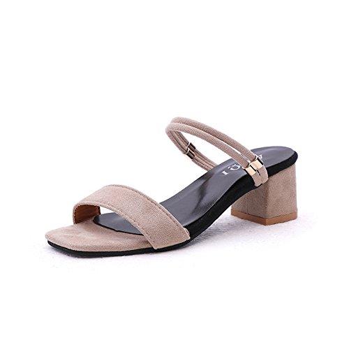 desgaste de three Donyyyy mujeres zapatillas zapato dos de Forty w5qqcXOg