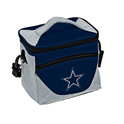 Logo Brands NFL Dallas Cowboys Halftime Lunch Cooler, One Size, Navy
