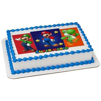 super mario bros cake - 4