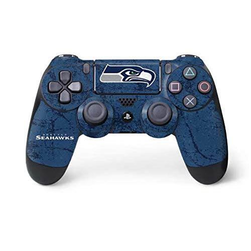 NFL Seattle Seahawks Distressed Skin for Sony PlayStation 4/ PS4 Dual Shock4 Controller