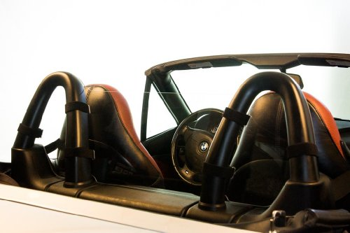 DEFLECTAIR() - Wind Deflector for BMW Z3 Convertible - Clear