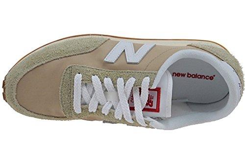 Mehrfarbig U410sd New Hombre 001 Balance Para beige Zapatillas XnPznT