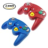 Cheap TechKen Nintendo Wii Controller GameCube Wii U Replacement Wired Classic Controller Gamepad for Nintendo GameCube Wii