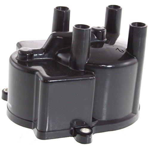 Diften 606-A0140-X01 - New Distributor Cap Black Toyota Celica Corolla 93 92 91 90 Geo Prizm 89 1993