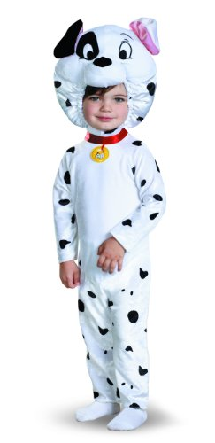Disney 101 Dalmatians Classic Costume by Disguise