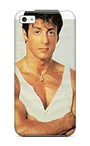 Hot Special Skin Case Cover For Iphone 5c, Popular Sylvester Stallone Phone Case 9680971K46709543