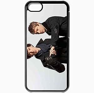 Lmf DIY phone casePersonalized iphone 4/4s Cell phone Case/Cover Skin Sherlock benedict cumberbatch martin freeman sherlock holmes dr. john watson TV Series BlackLmf DIY phone case