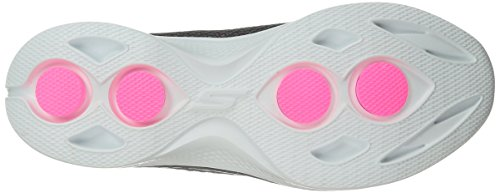 Pink Walk Zapatillas Hot 4 Bkhp Mujer Skechers Go Black Kindle Multicolored z6xCwxqn5f
