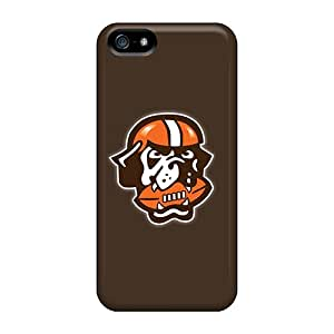 New Fashionable Jamiemobile2003 XwB5486cHoO Covers Cases Specially Made For Iphone 5/5s(cleveland Browns 7)