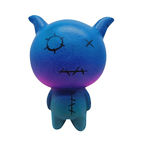 Hot Sale!! Squishy Toy, ZOMUSAR Adorable Aliens Sheep Charm Slow Rising Squeeze Stress Reliever Toys (Multicolor)