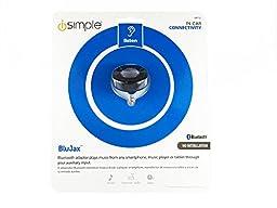 PAC ISBT32 Blujax Wireless Aux Bluetooth Audio Streaming Receiver & Controller