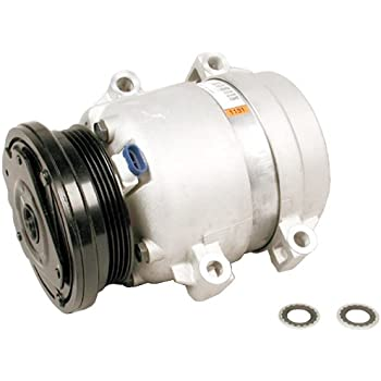 Delphi CS0134 Air Conditioning Compressor
