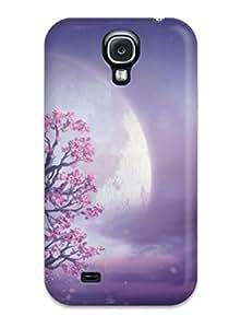 3537405K52986209 TashaEliseSawyer Snap On Hard Case Cover Landscape Protector For Galaxy S4