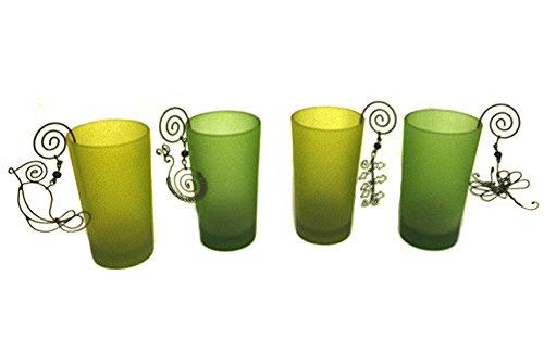 Park Designs Enchanted Forest Tea Light Holder, Set of 4