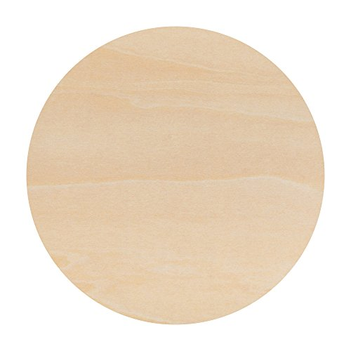 3 Wooden Circles 10 Inches (Paint Circle)