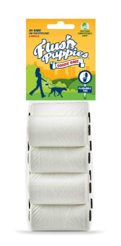 Best Flushable Dog Poop Bags - 1