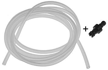 8 9 5 2m Easy 3,99€//m Milchschlauch für Jura IMPRESSA ENA Micro 1