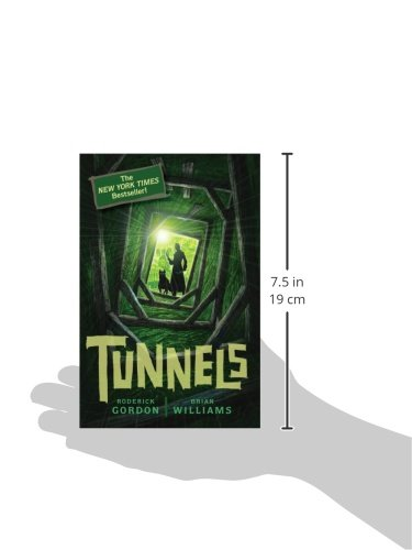 The 8 best tunnels book series