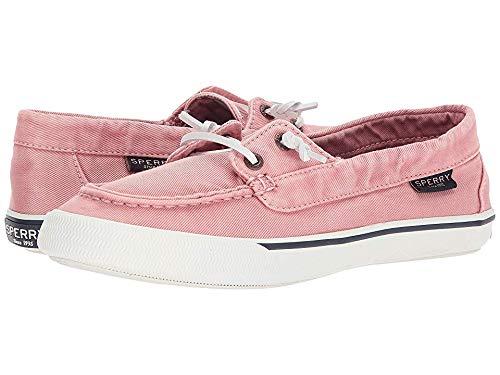 (SPERRY Top-Sider Women's Lounge Away Sneaker, Rose, Size 8.5)