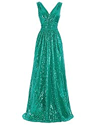 Sequin Sleeveless Dress