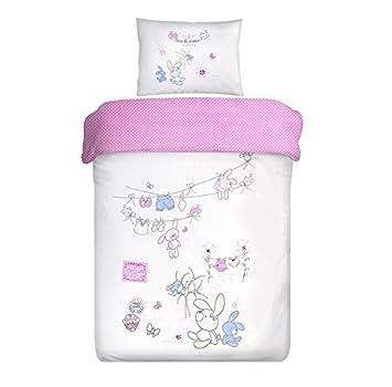Doppelseitige Bettwäsche 100x135 90x120 Baumwolle Set Für Kinder