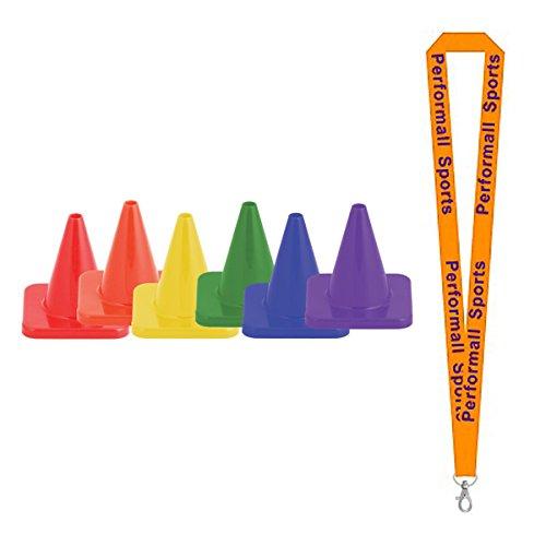 4 inch cones - 7