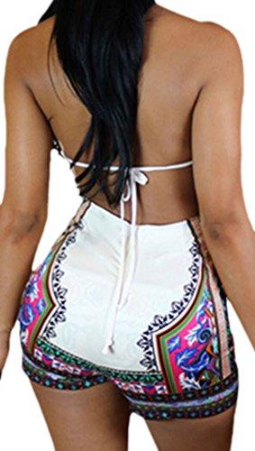 erdbeerloft - Conjunto - Opaco - para mujer blanco