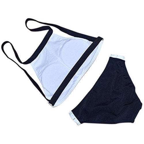 Shanxing �?Bikini de 2piezas push up para mujer color 4