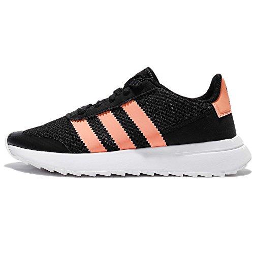 De Vrouwen Van Adidas Flb W, Zwart / Seflor / Utiblk, 6 Ons