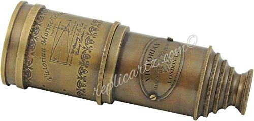 Victorian marine Brass telescope 1915 telescope with unique victorian Style Collectible antiquegift