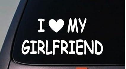 I love my girlfriend background