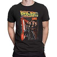 Camiseta Harry Potter - Hogwards - Filmes - Masculina