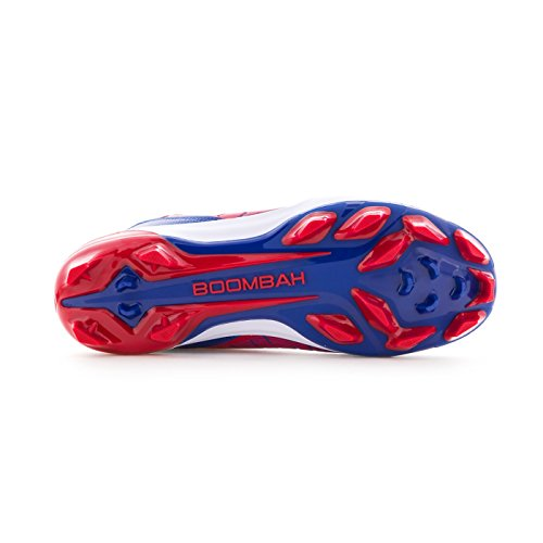 Boombah Royal Molded Catalyst Multiple Sizes Red 16 Options Mens Color Cleats BBOzwrPRUq