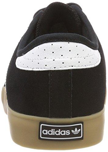 Core para Metallic Adidas Footwear Seeley de Black Negro 0 Skateboarding Gold White Hombre Zapatillas wwZFAq