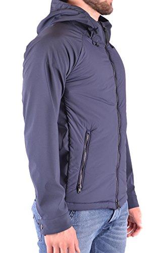 Woolrich Mcbi314077o Uomo Blu Poliestere Giacca ffw5qEr