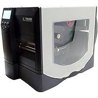 Zebra ZM400-3001-0100T Direct Thermal/Thermal Transfer Desktop Label Printer, 300 DPI, 4.09 Print Width, 8/sec Print Speed, With Ethernet Connection