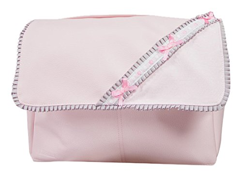 Babyline Bombón - Bolso, color gris Rosa