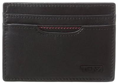 TUMI Men's Delta Money Clip Card Holder