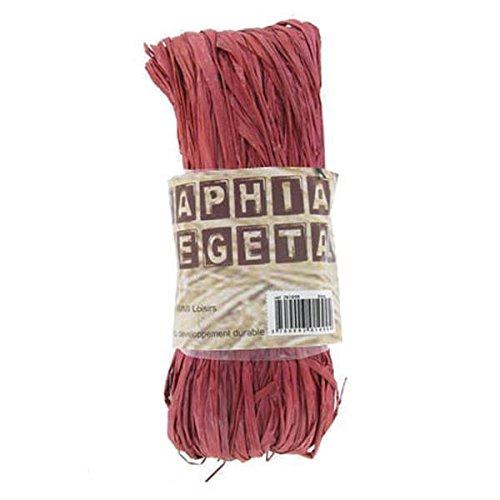 /50/g/ Bast pflanzlich/ /Bordeaux/ /Ammi