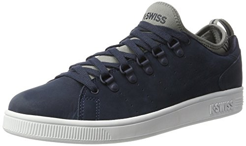 K-Swiss Lozan Sport, Zapatillas para Hombre Azul (Blue Nights/neutral Gray/white)
