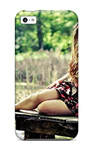 Hot 7476144K52946079 Protection Case For Iphone 5c / Case Cover For Iphone(mood)